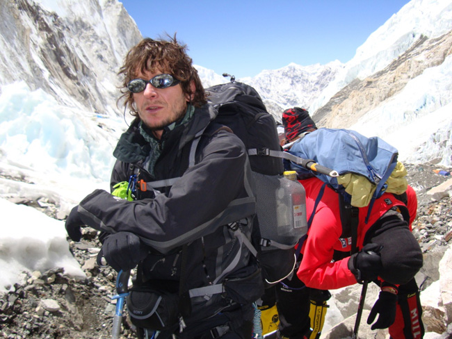 Audio from Everest