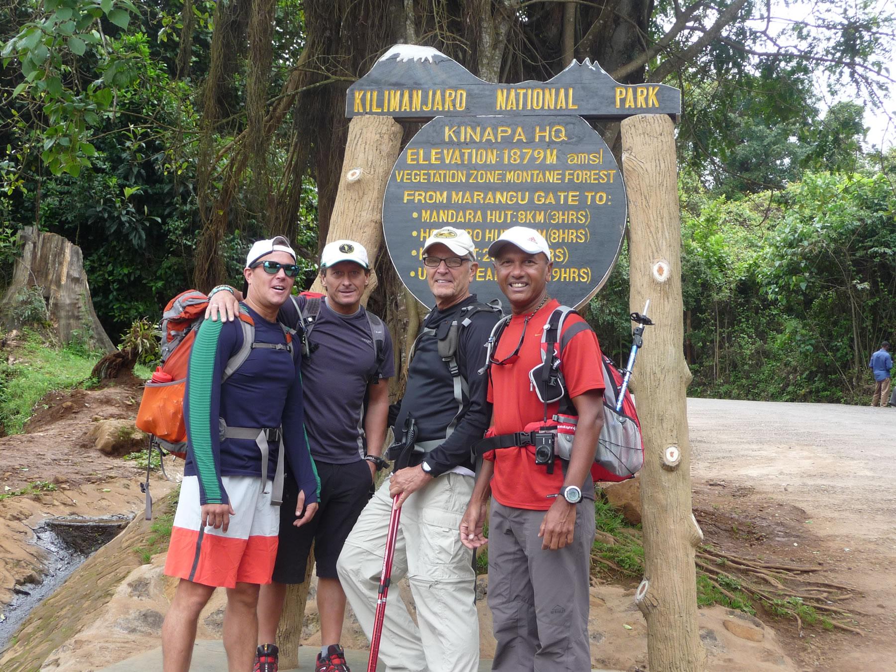New Kilimanjaro Record